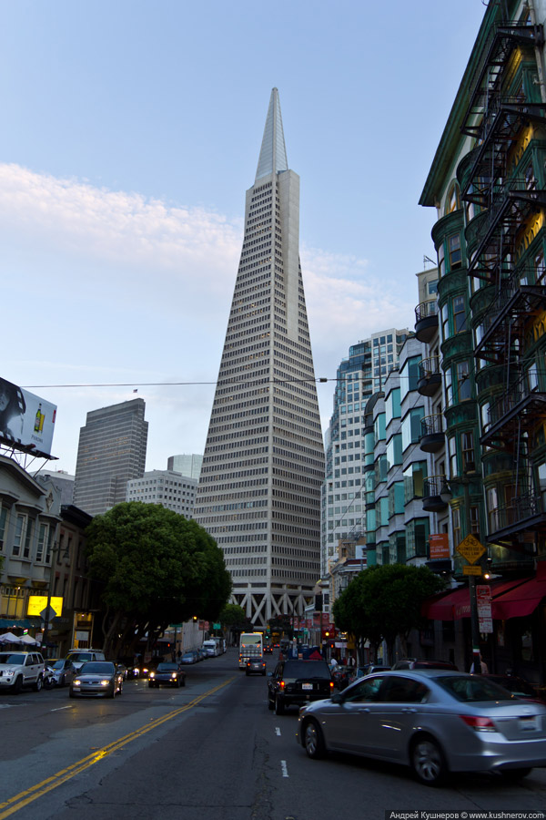 Небоскрёбы Сан-Франциско
