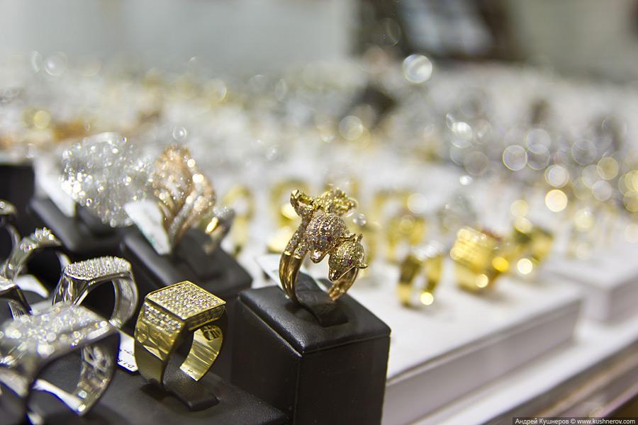 Дубай - Золотой Рынок