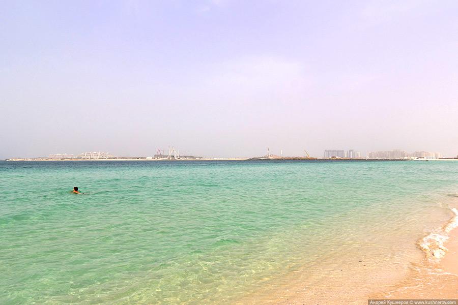 Дубай - Пальма Джумейра