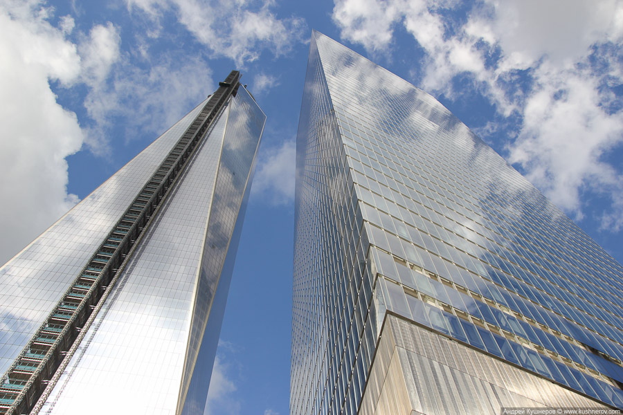 New York - World Trade Center