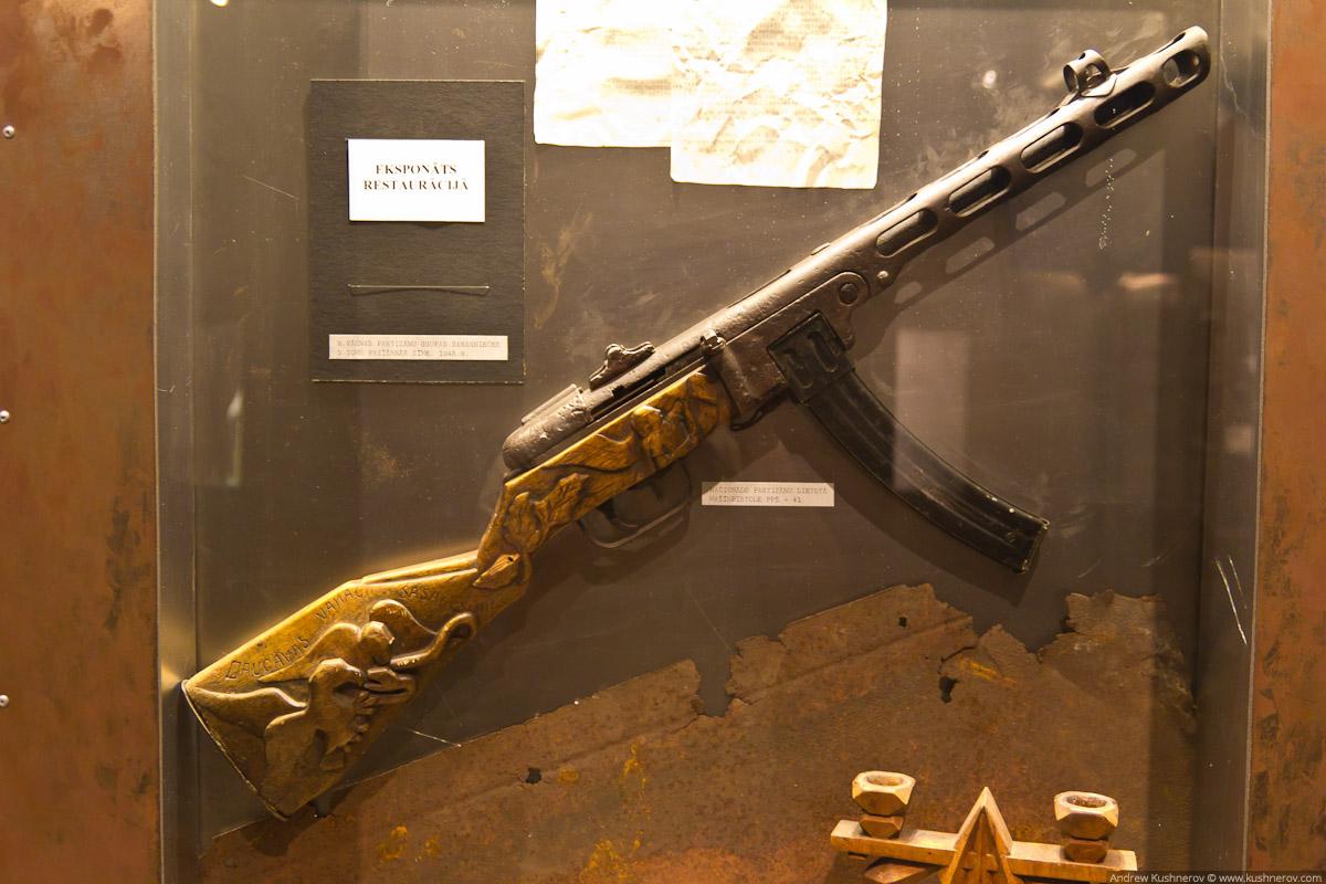 Военный музей Латвии в Риге