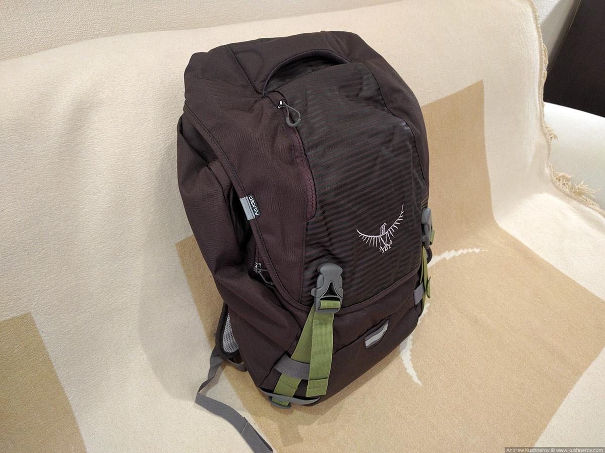Рюкзак Ospey Flap Jack Pack
