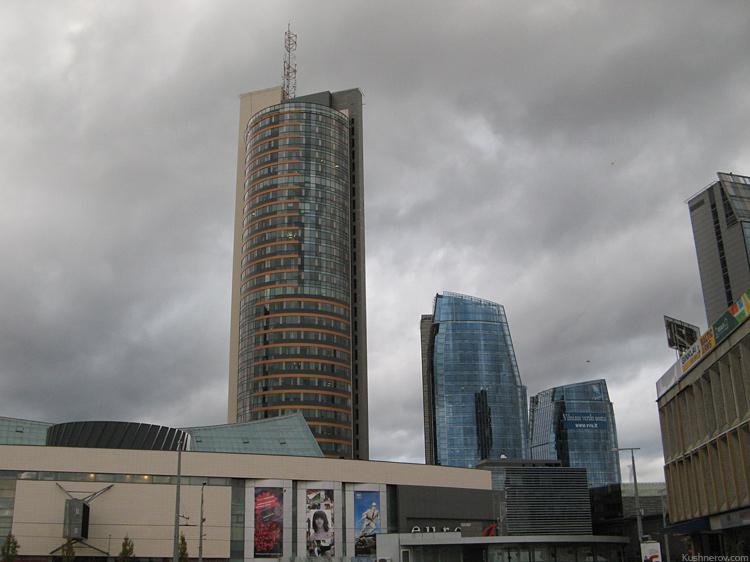 Вильнюс. Новый город.
