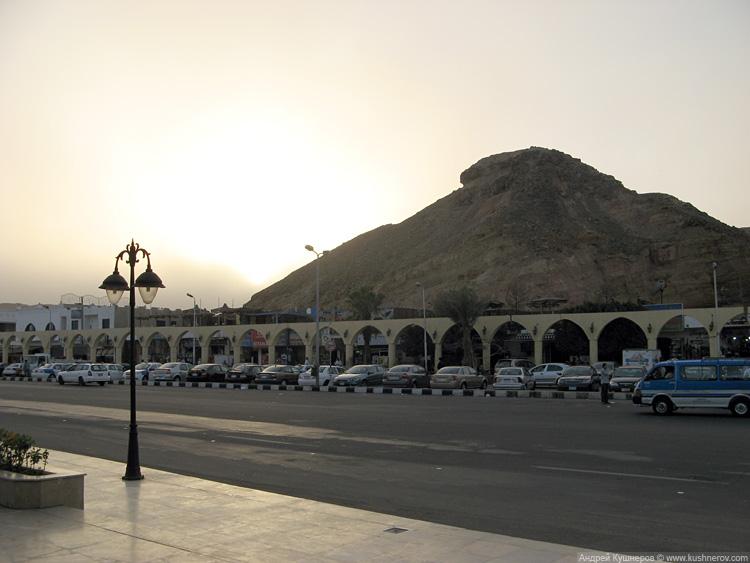 Шарм-эль-Шейх старый город