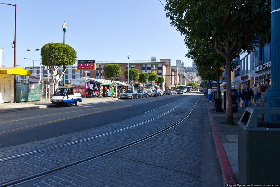 Набережная Сан-Франциско