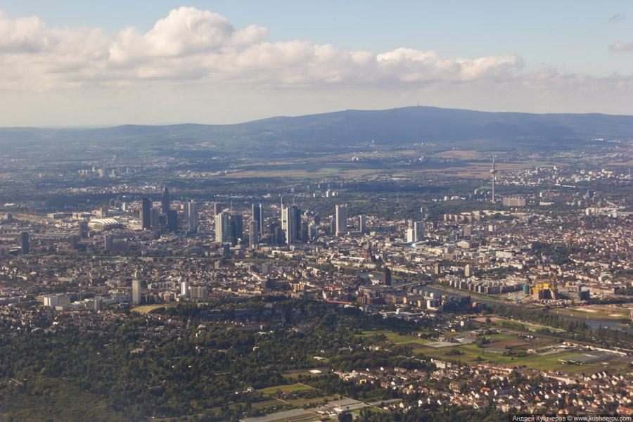 Небоскрёбы Франкфурта-на-Майне