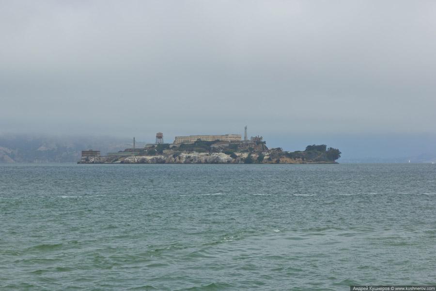 Сан-Франциско - Алькатрас