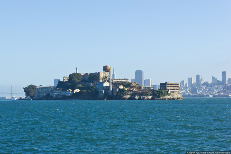 Сан Франциско - Алькатрас