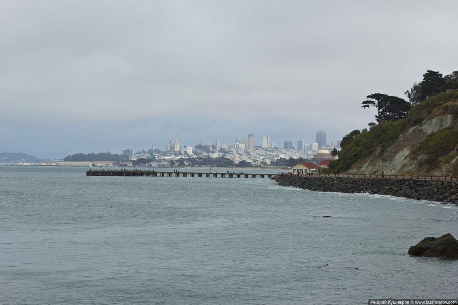 """Сан-Франциско - Мост """"Золотые Ворота"""""""