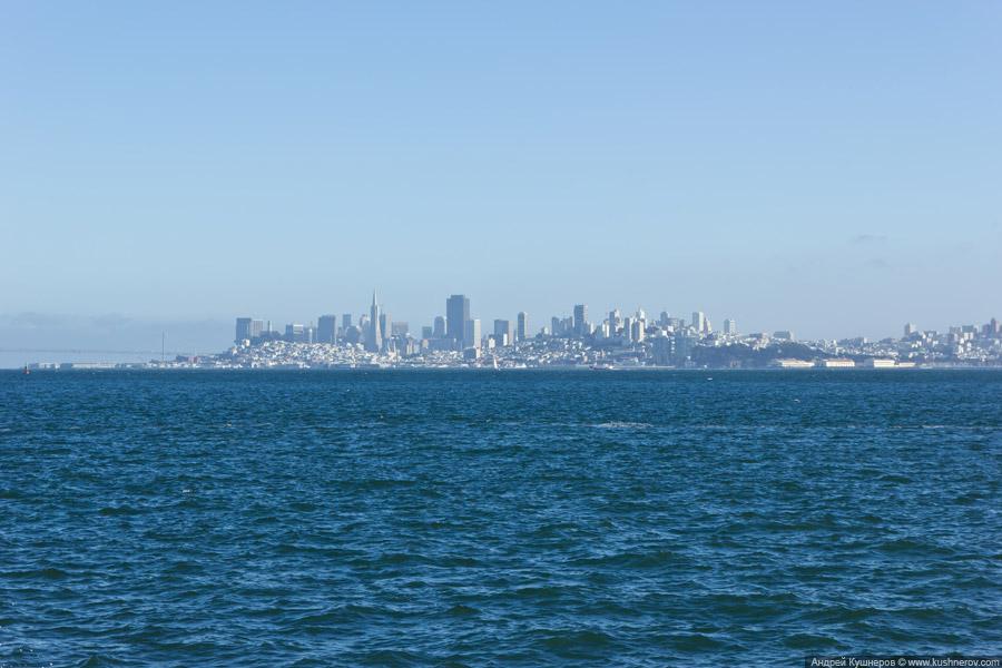 Сан-Франциско - Вид с Залива