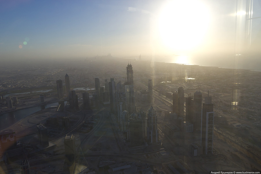 Дубай - Бурж Халифа