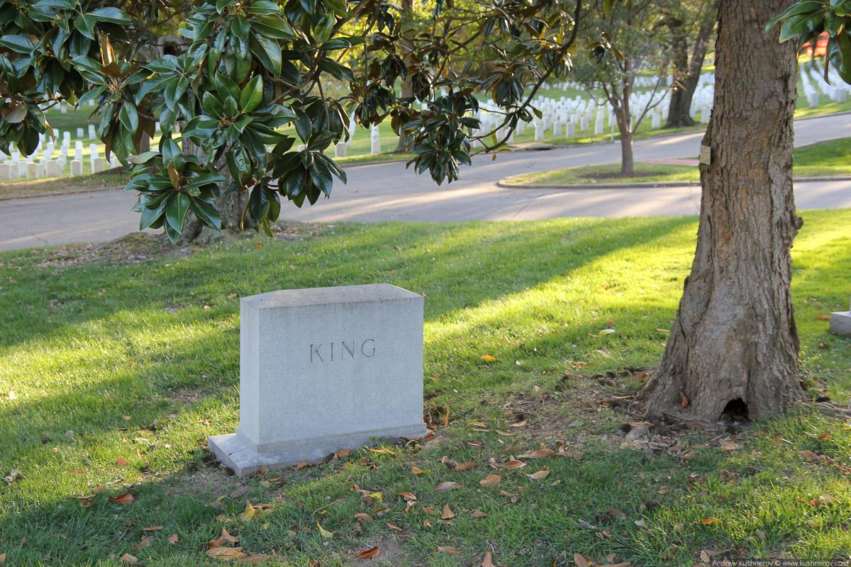 Арлингтон, Вирджиния. Арлингтонское кладбище
