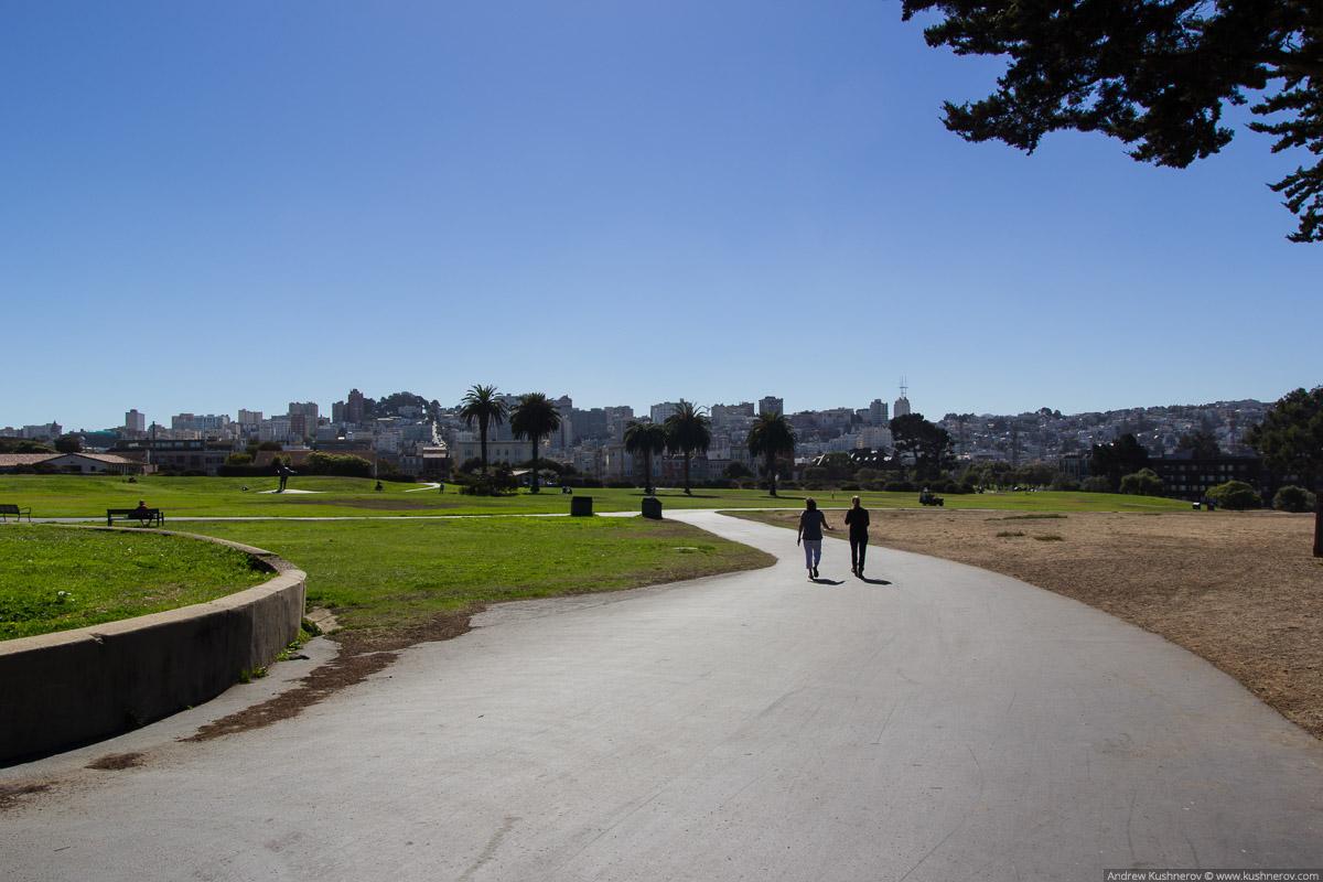 Сан-Франциско. Форт-Мейсон
