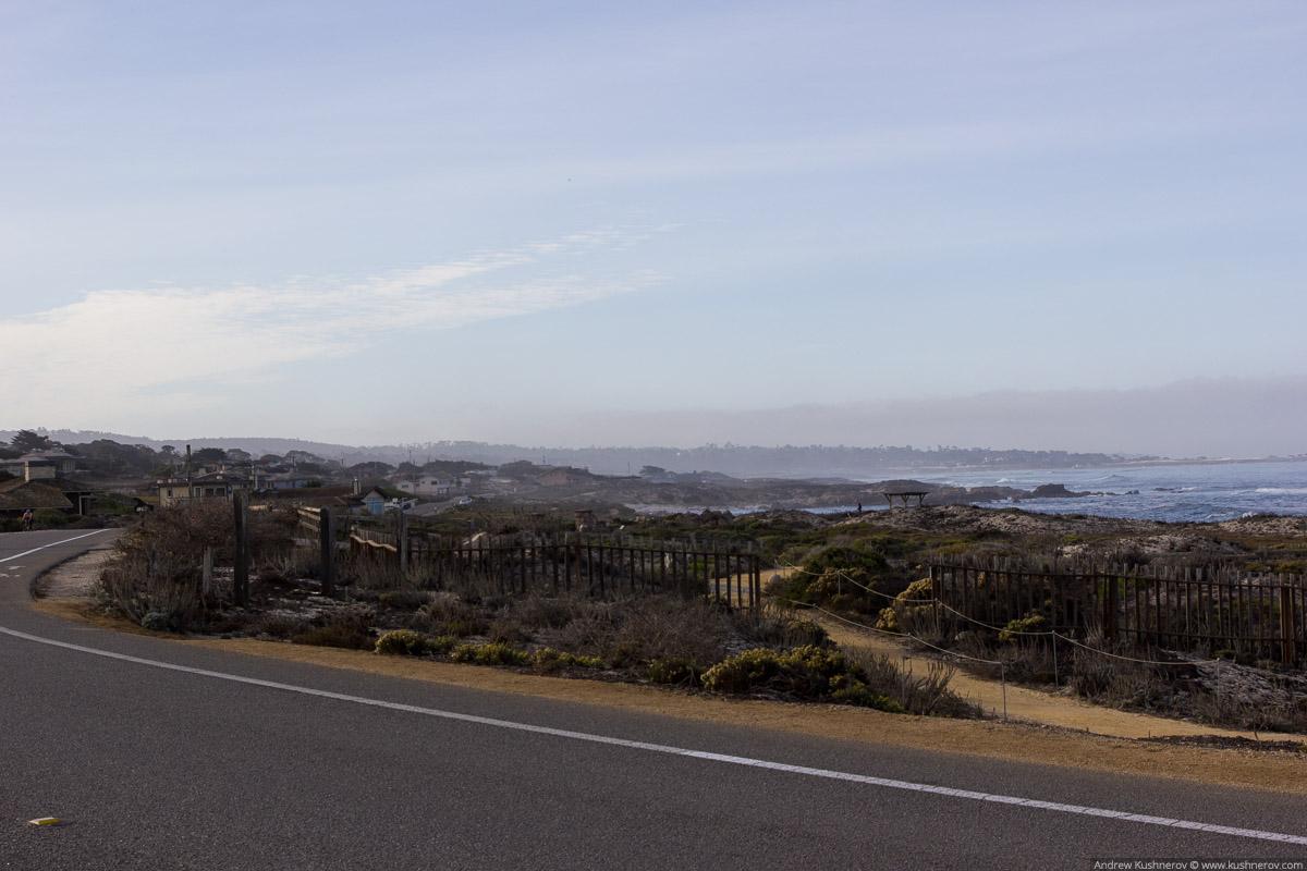 Калифорния. Монтерей