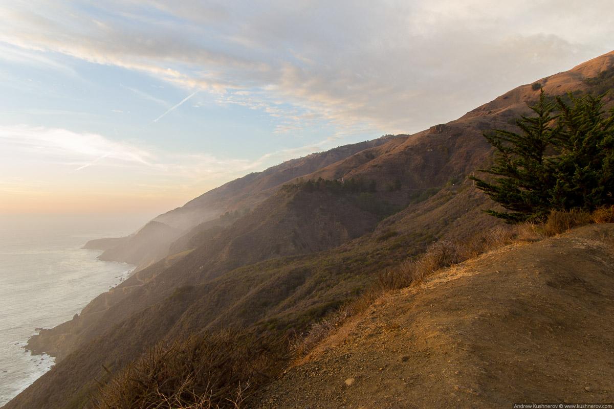 Калифорния. Дорога SR1