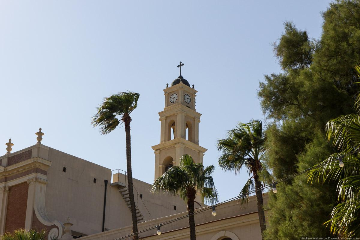 Тель-Авив. Старый город - Яффа